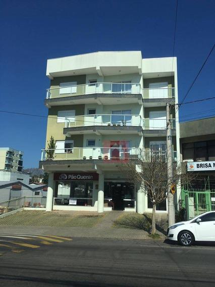 Apartamento À Venda, 105 M² Por R$ 532.000,00 - Santa Catarina - Caxias Do Sul/rs - Ap0758