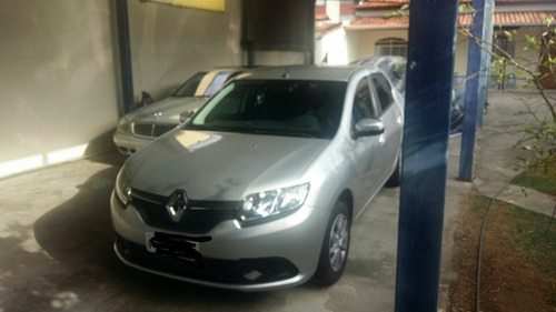 Renault Logan 2017 1.6 Expression Hi-power 4p