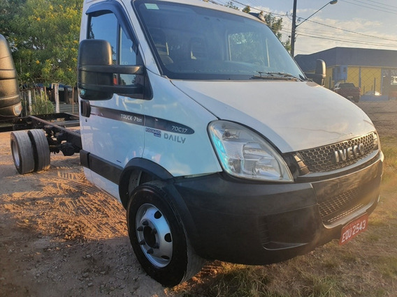 Iveco Daily 70c17 Chassi
