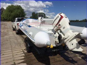 Sea Runner 520 Motor Ecologico Evinrude Etec 90 Completo 0hs