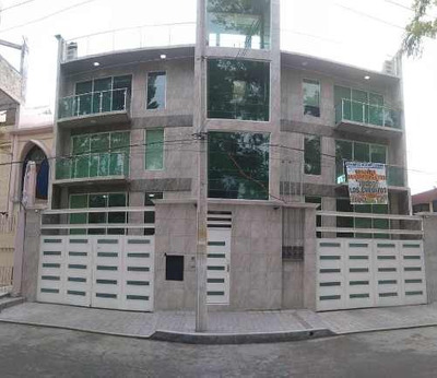 Departamento En Venta Iztapalapa Lomas Estrella