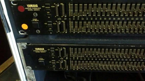 Equalizador Yamaha Esteteo 2031