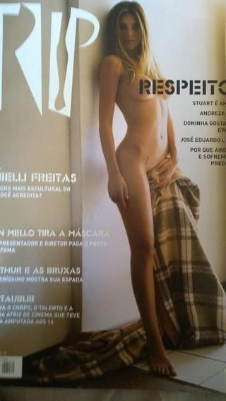 Revista Trip 139 2005 Danielli Freitas Perfeita