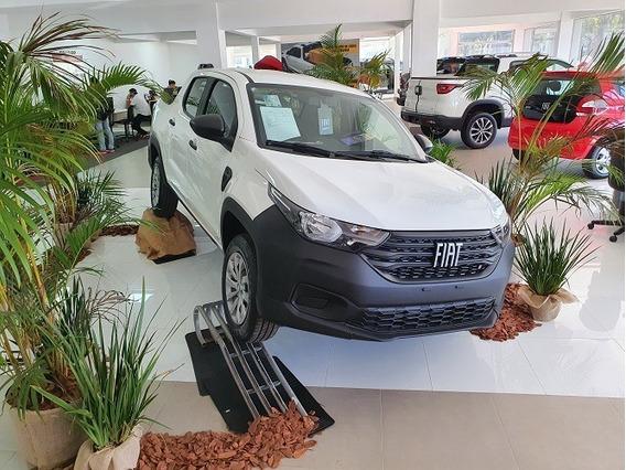 Fiat Nova Strada Endurance Cabine Dupla 1.4 Flex 4p 2021