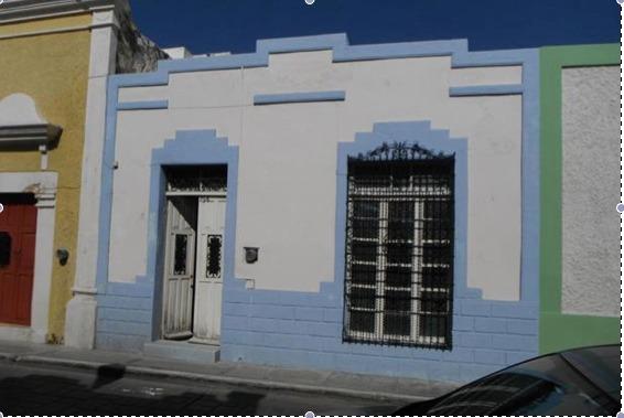 Casa Típica Con Alberca En Centro Histórico