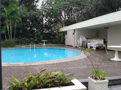 Flat Em Morumbi, São Paulo/sp De 35m² 1 Quartos Para Locação R$ 1.500,00/mes - Fl244803