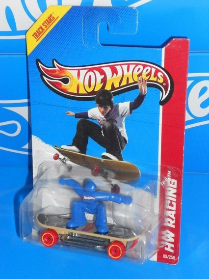 Hot Wheels 2013 Hw Racing 119/250 Skate Punk