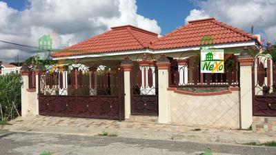 Cautivadora Casa Prox. A Zona Franca (trc-110)