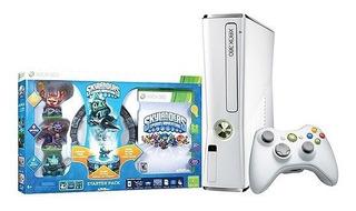 Xbox 360 4gb Edicion Limitada Dos Controles 7 Juegos (leer)