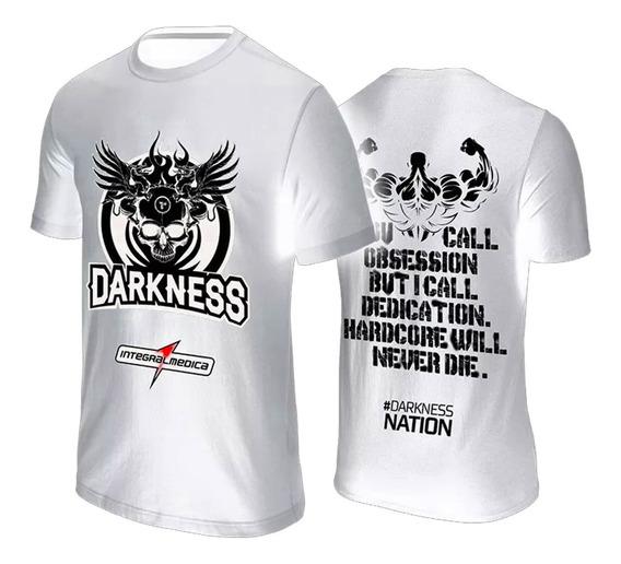 Camisa Dry Fit Darkness - Integralmédica - Edição Limitada