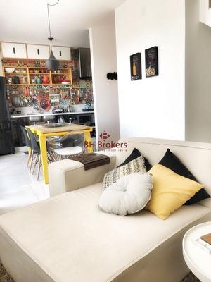 Apartamento Com 2 Quartos Para Alugar No Vila Da Serra Em Nova Lima/mg - 16694