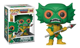 Funko Pop - Merman - Masters Of The Universe 564