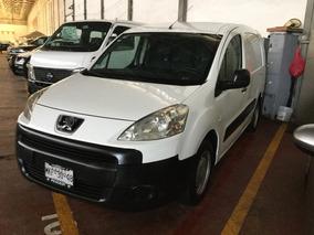 Peugeot Partner Cargo Van Std 5 Vel Ac 2012