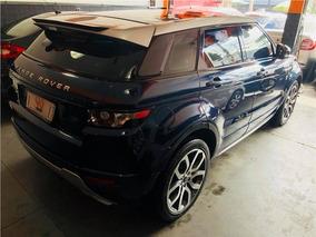 Land Rover Range Rover Evoque 2.0 Dynamic Tech 4wd 16v Gasol