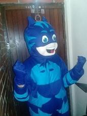 Muñecotes Catboy La Bella Y La Bestia Heroes En Pijamas