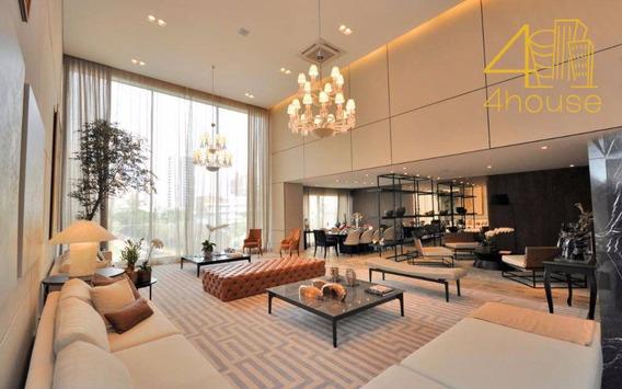 One Sixty - Cyrela | Apartamento Luxo Região Da Faria Lima Na Vila Olímpia 343m² - Ap1127