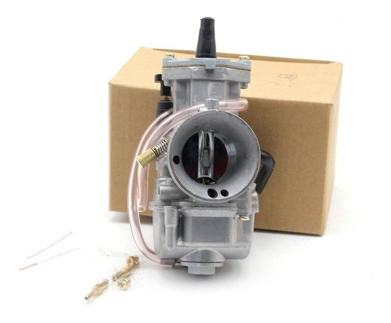 Carburador Koso Guilhotina C/powerjet 24,26,28,30,32,34 Mm