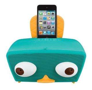 Phineas Y Ferb Perrydiculo iPod Boom Box Pf415