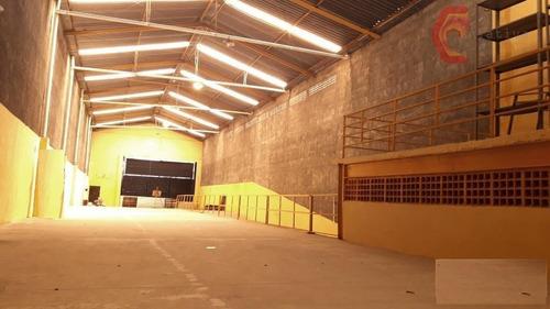 Galpão Reformado Via Prudente - Ga0047