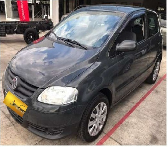 Volkswagen Fox 1.0 Vht Total Flex 2009