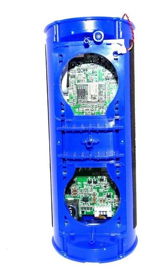 Placa Principal Caixa De Som Jbl Flip 3 (nd) - Azul Orig Nfe