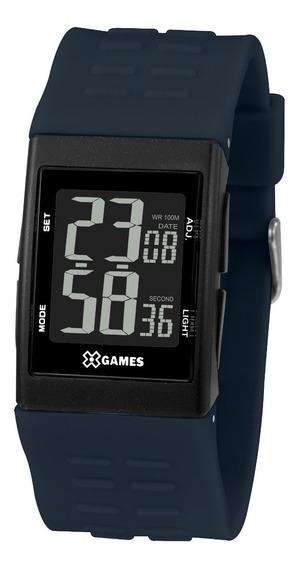 Relógio X-games Masculino Digital Xgppd121 Pxdx Quadrado