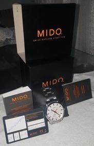 Relógio Mido Multifort Cronograph Silver M005.417.11.031.00