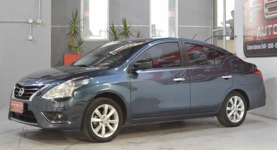 Nissan Versa Advance Pure Drive Con Gnc 2015 4 Puertas