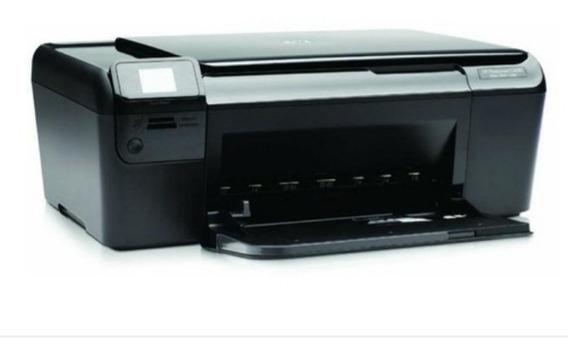 Impressora Hp C4680 Multifuncional Funcionando,sem Cartucho.
