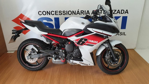Yamaha Xj6 F 2013 Branca