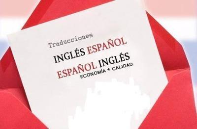 Traducciones Ingles-español Frances-español