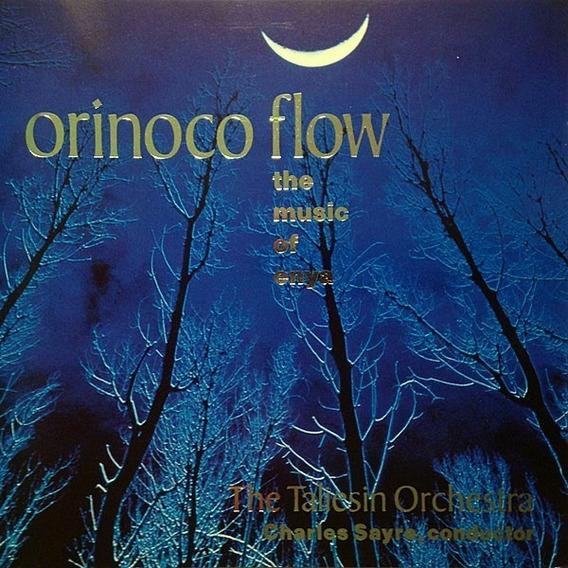 Cd Enya The Orchestra Taliesin Orinoco Flow/ Frete Incluso