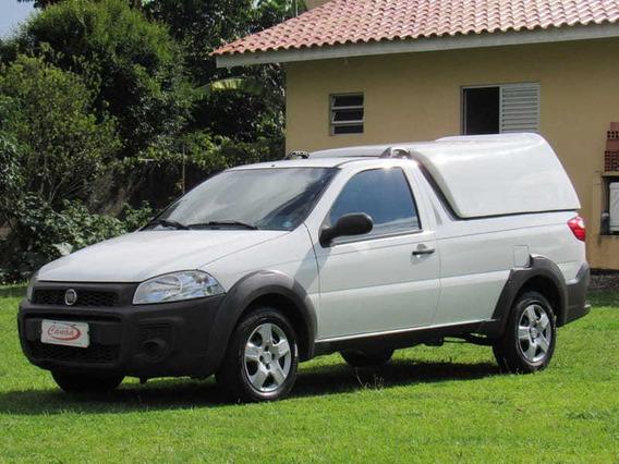 Fiat Strada Working /2016/ 1.4 8v (direção Hidráulic