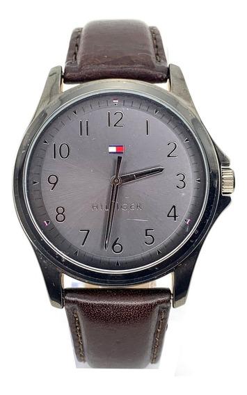 Relógio Masculino Tommy Hilfiger 1791522 Pulseira Couro