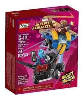 Lego Dc (76090) Star Lord Y Nebula