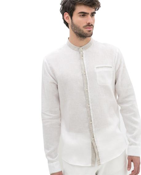 Camisa Hombre 100% Algodón Tallas 2xl 3xl 4xl 5xl G005