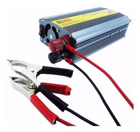 Inversor Veicular 500w Conversor Transformador 12v 110v