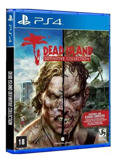 Dead Island: Definitive Collection Ps4 Mídia Física
