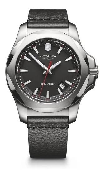 Relógio Victorinox 241737 Swiss I.n.o.x Original Completo