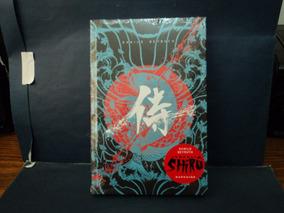 Livro: Shirô ( Danilo Beyruth ) - Edição De Colecionador -