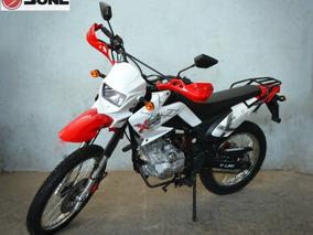 Hermosa Moto Doble Proposito Lifan 200cc
