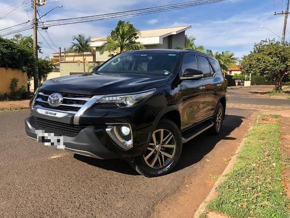 Toyota Hilux Sw4 Srx 2.8 Preto 2017
