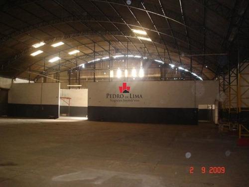 Imagem 1 de 15 de Galpão Comercial  2.220m² No Cangaíba. - Pe24151