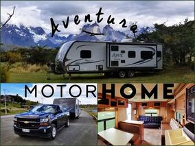 Casas Rodantes Apex Y Motorhomes En Torres Del Paine