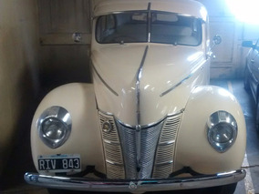 Ford 1940 De Luxe Impecable!