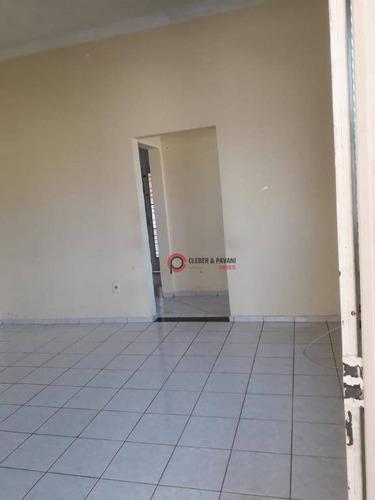 Casa Térrea  Vl Assis - Ca0229