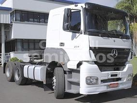 Mercedes-benz Axor 2540.pronto Para Sair Rodando!