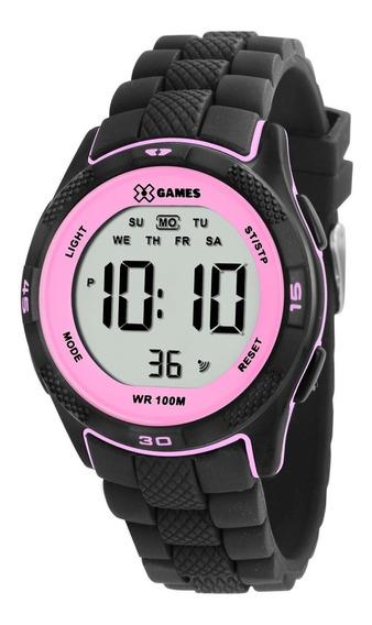Relógio X-games Feminino Digital Xmppd353 Bxpx