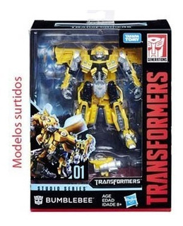 Transformers Mv6 Studio Series Ast 20 Deluxe Hasbro 0701