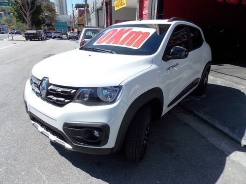 Kwid 1.0 Outsider Manual 2021 0km